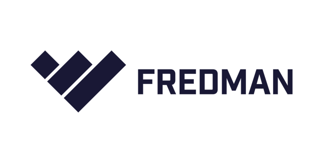 asiakasreferenssi fredman logo