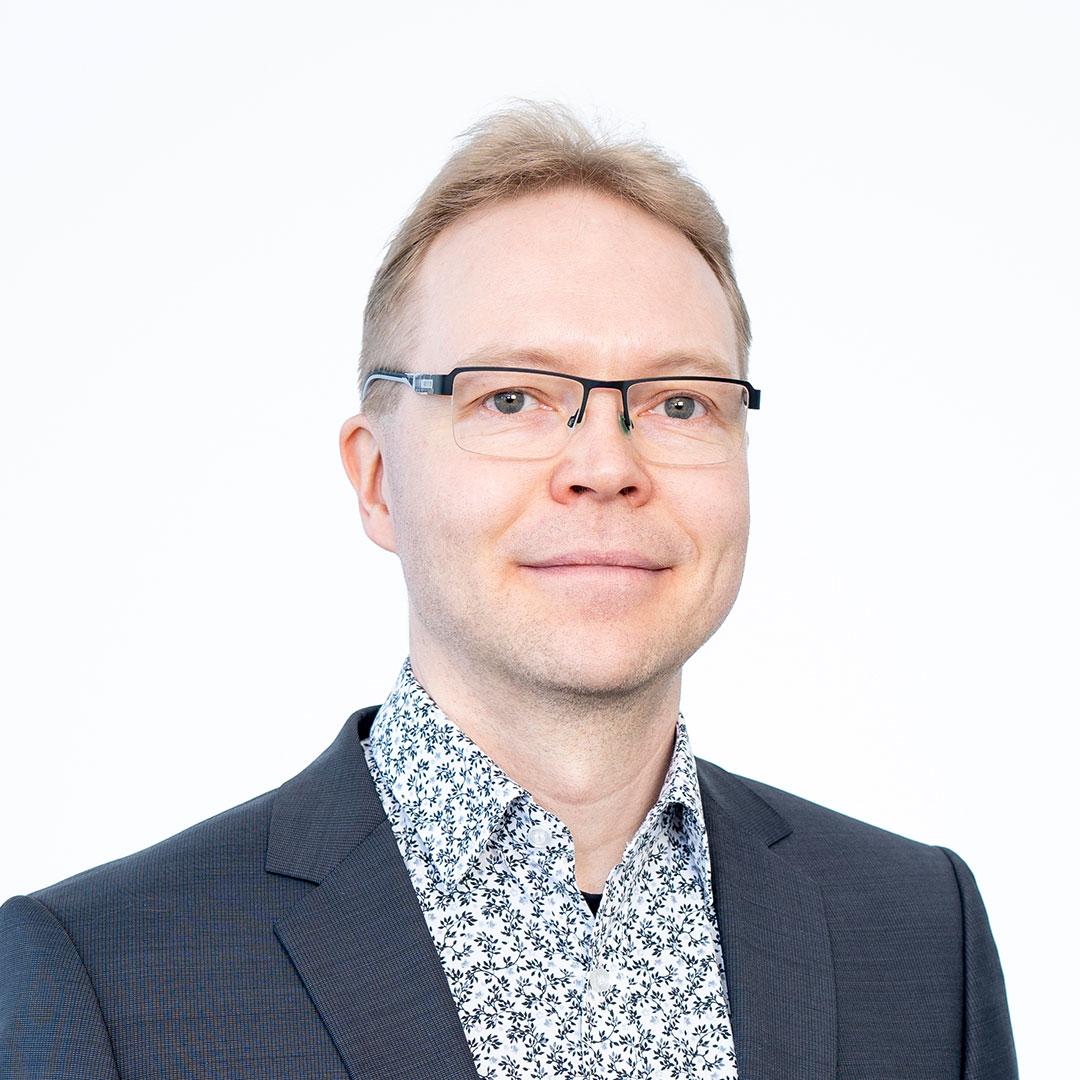 Teknologiajohtaja Lari Maasalo - Nokeval Oy