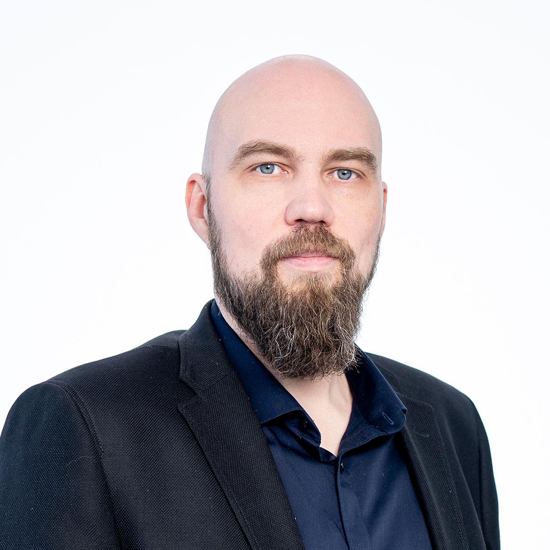 Toimitusjohtaja Jani Vähäsöyrinki